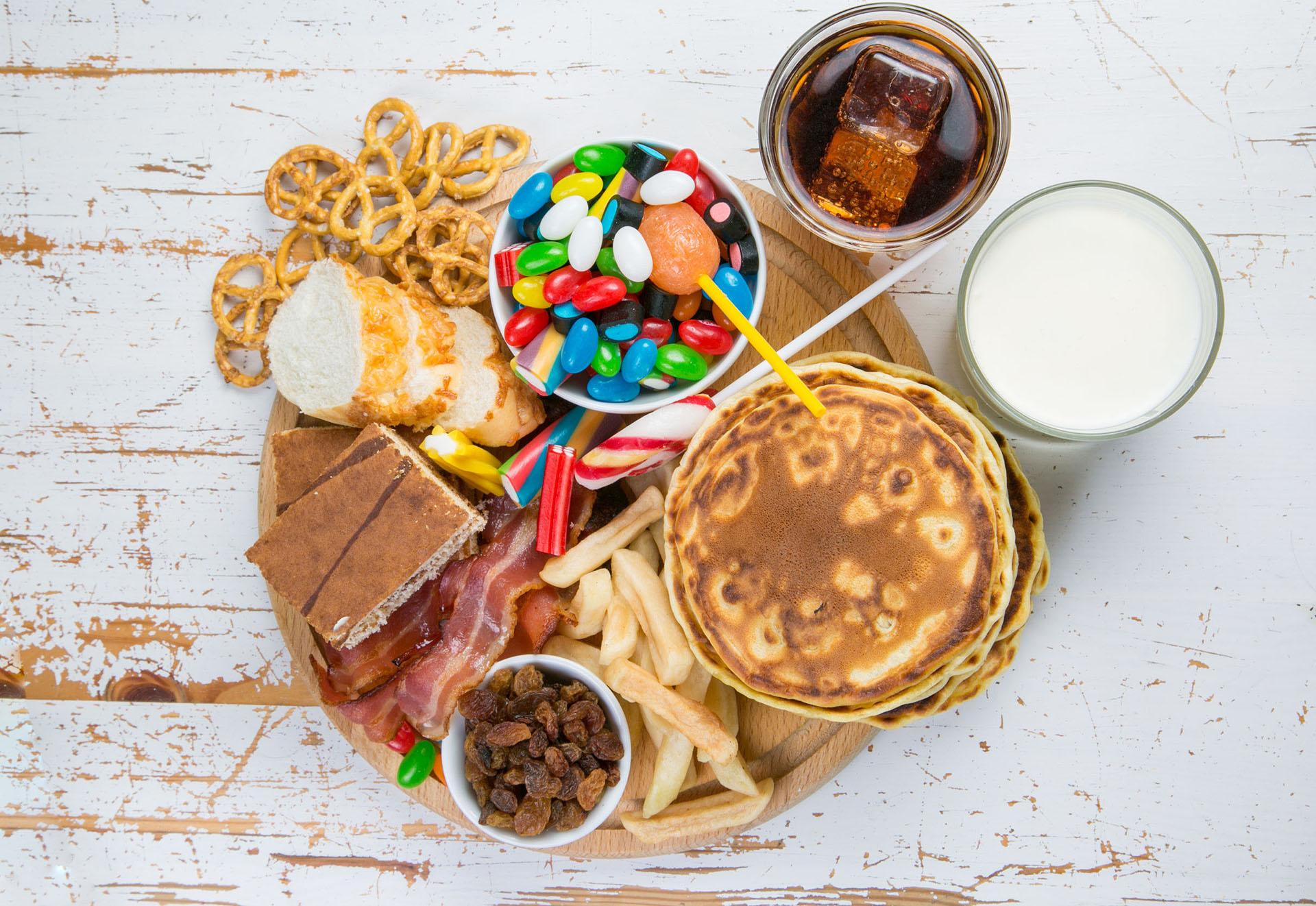Sucre Caché : Tous les aliments qui en contiennent sans que l'on ne s'en rende compte.