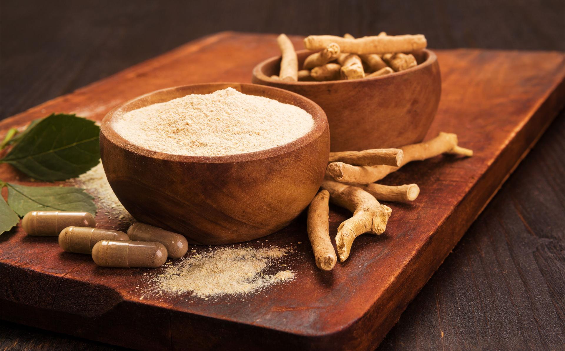 Ashwagandha – 4 gesundheitliche Vorteile der ayurvedischen Superpflanze