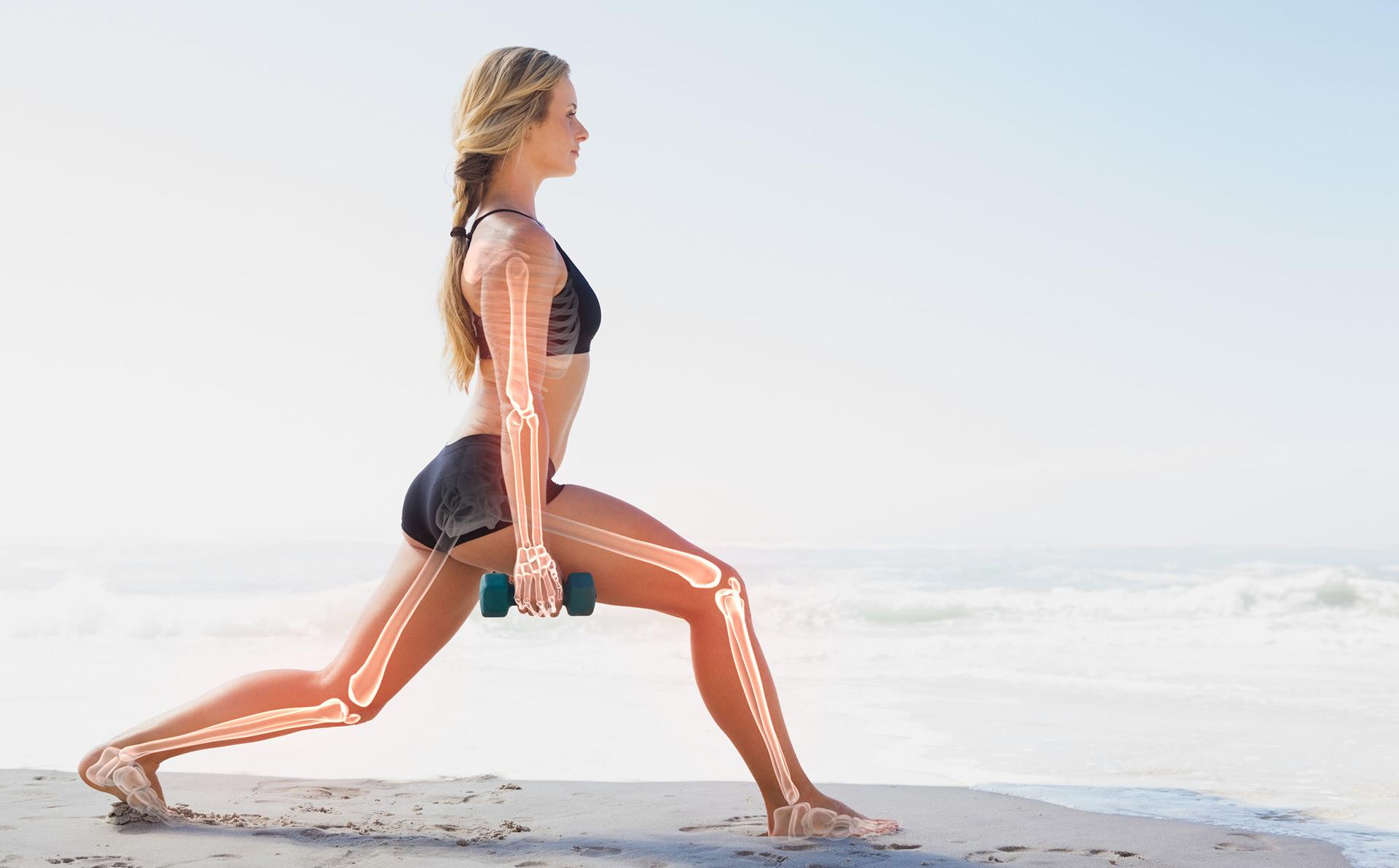 10 Tipps für gesunde Knochen