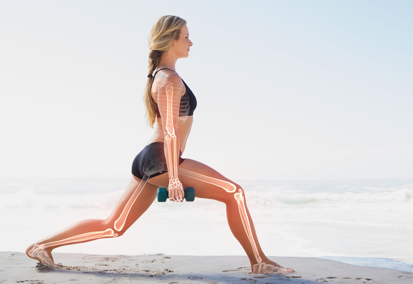 ¿Osteoporosis, fracturas frecuentes? Mantén tus huesos sanos con estos 10 tips