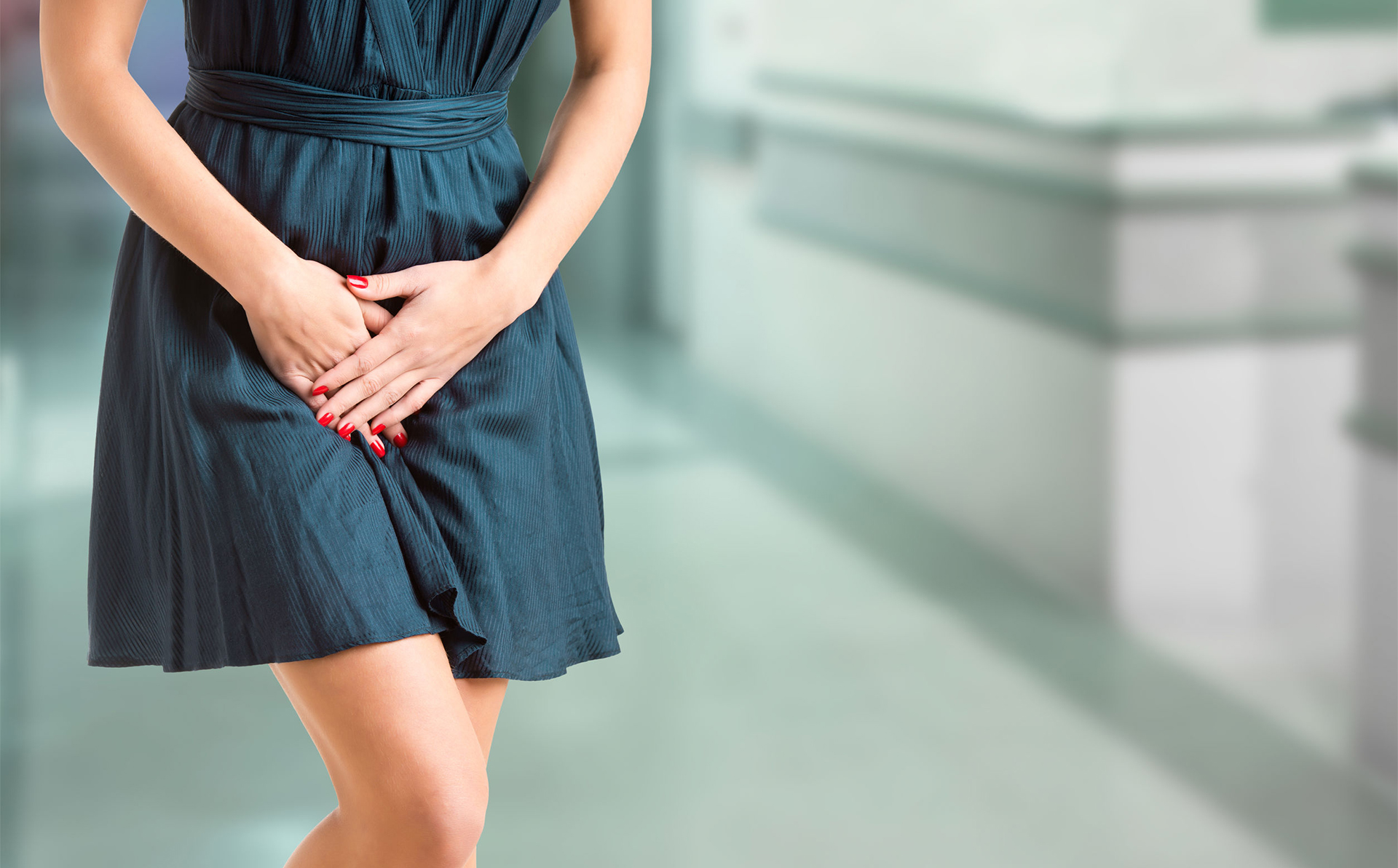 Blasenentzündung: Wie man sie mit ein paar einfachen Schritten loswerden kann