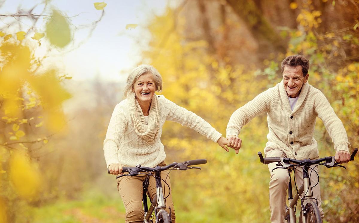 ¡Vivir mejor! 6 cuidados para una vida saludable después de los 50 años