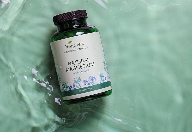 Il nostro Magnesio naturale: il minerale essenziale per l'organismo