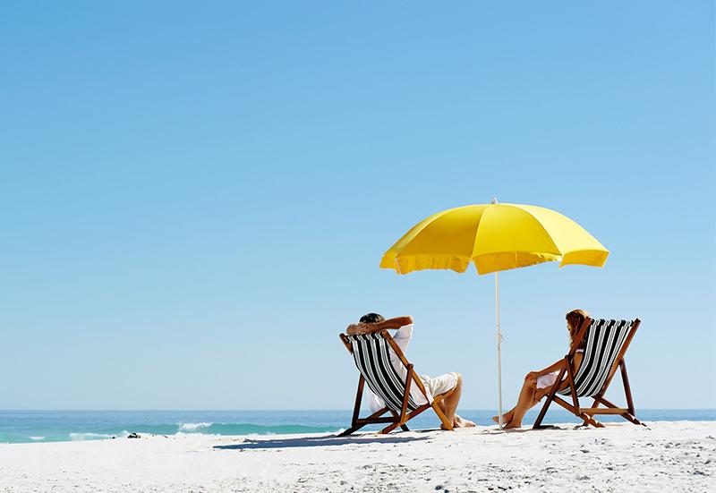 Profiter du soleil tout en protégeant notre peau des dommages causés par les UV