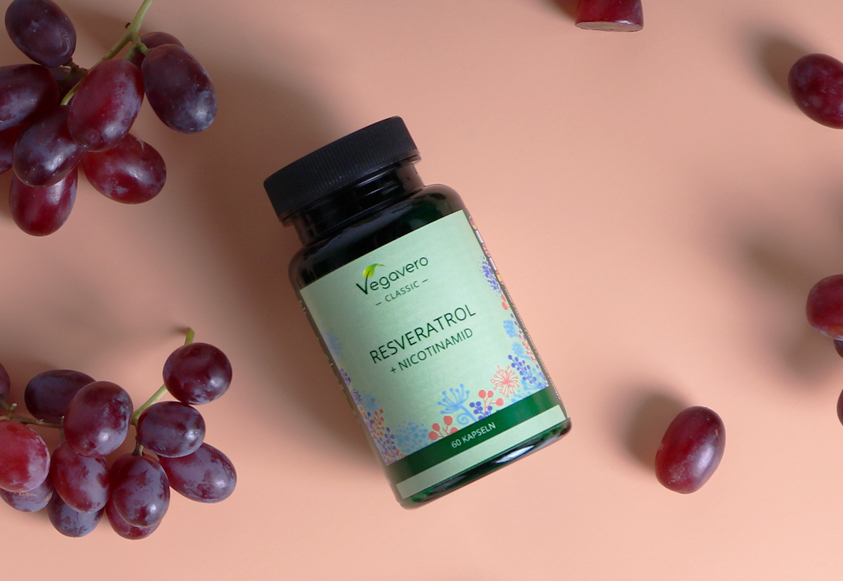 Forever young? How Resveratrol Influences the Mechanisms of Aging