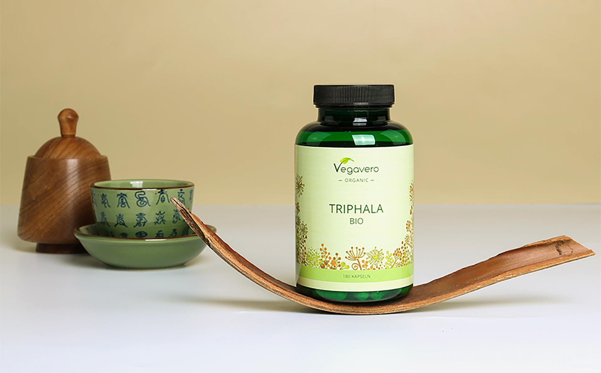Triphala - Aller guten Dinge sind drei