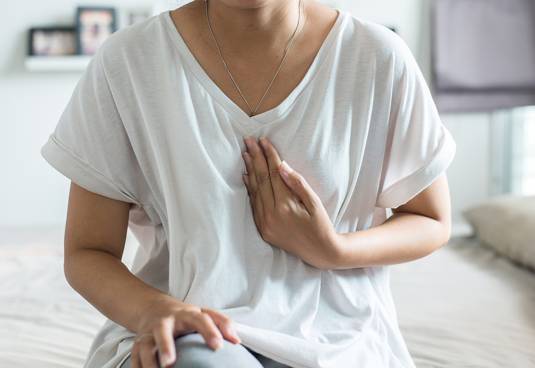 Acid reflux & how to prevent it