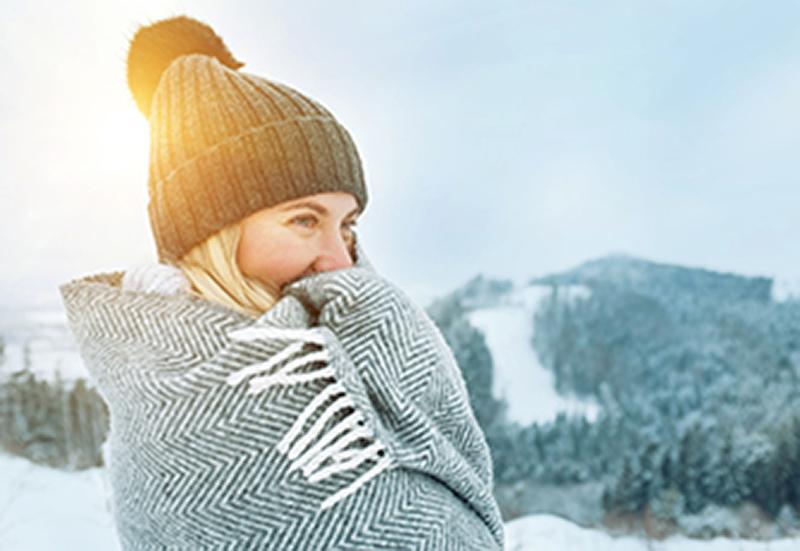 Le blues de l'hiver ? Pas avec nous ! 6 conseils pour être de bonne humeur pendant la saison froide