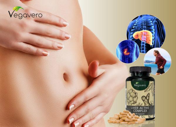 Liver Detox Complex: ¡Combate las toxinas!