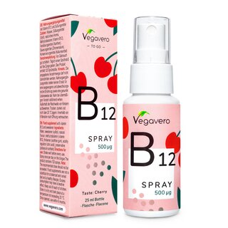 Vitamina B12 Spray (25 ml)